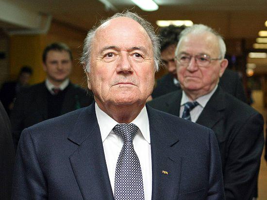 По заявлению ФИФА, ЧМ-2018 и ЧМ-2022 пройдут в России и Катаре, а перевыборы не состоятся