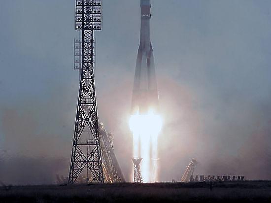 Ракета-носитель упала из-за отсутствия контроля