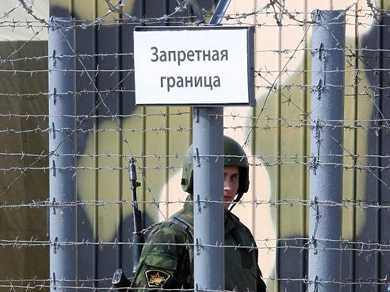 Глава пограничной службы рассказал о ситуации в проблемном регион