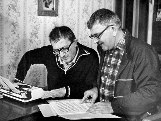Возвращение архива Стругацких в Россию