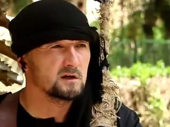 Глава ОМОН Таджикистана присягнул на верность