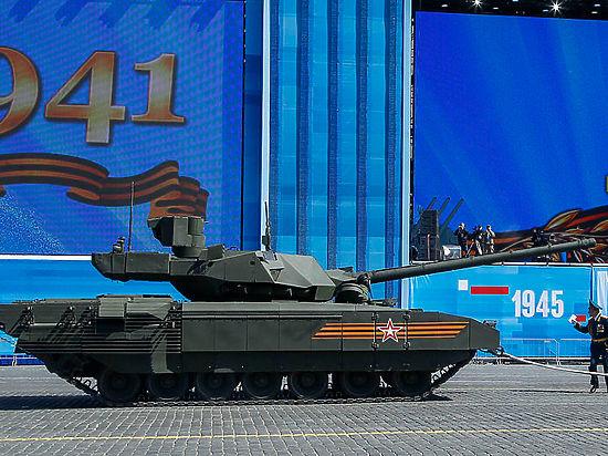 СМИ: танк