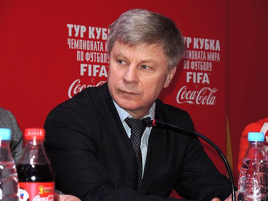 Толстых: «Россия поддержит Блаттера на выборах в президенты ФИФА»
