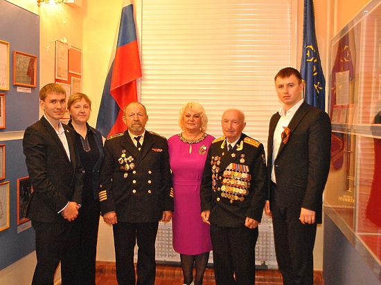 Комнату боевой славы Дома юного техника капитально отреставрировали «единороссы» Ленинского района