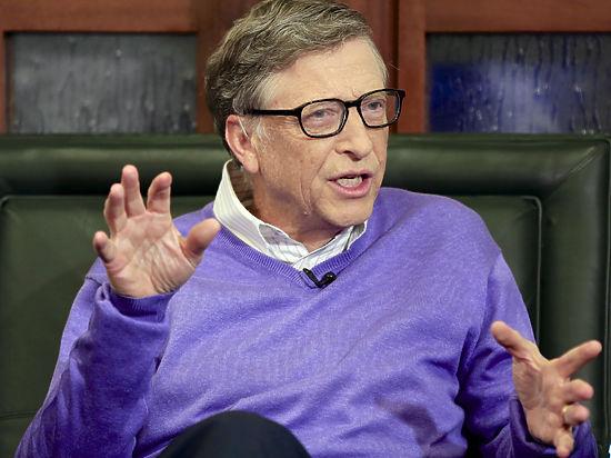 """Бизнесмен и филантроп боится новой """"испанки"""""""