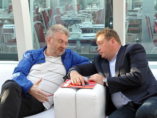 Известный спортивный журналист и интеллектуал – о себе, Аршавине, Денисове и просто о футболе