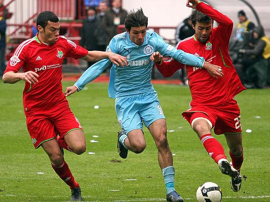 Капитан сине-бело-голубых объявил о том, что по окончании сезона покинет ряды питерского клуба