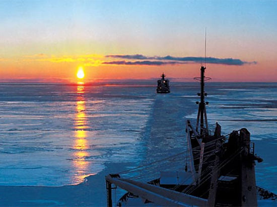 Эпохальную экспедицию на Южный полюс Земли организует Главное командование ВМФ РФ