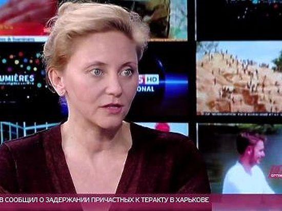 Антироссийские пляски американки Анны Немцовой