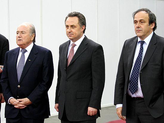 Йозеф Блаттер победил на выборах в президенты ФИФА. Онлайн-трансляция