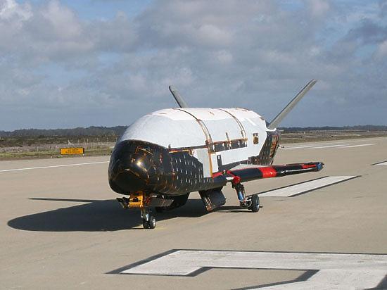 Независимые наблюдатели из США вычислили орбиту секретного корабля X-37B