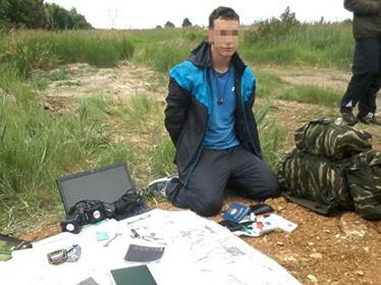 У него нашли документы, свидетельствующие о службе в рядах ДНР