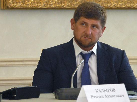 Кадыров о переизбрании Блаттера: США и Великобритания хотят сорвать ЧМ-2018
