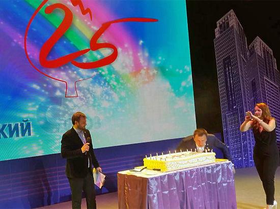Сегодня исполнилось 25 лет Российскому союзу молодежи