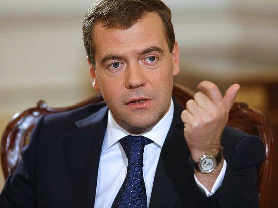 Медведев: Партнерами ЕАЭС хотят стать около 40 государств