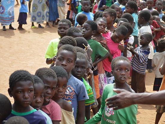 Голод не тётка: тем более если в мире голодают 800 млн человек
