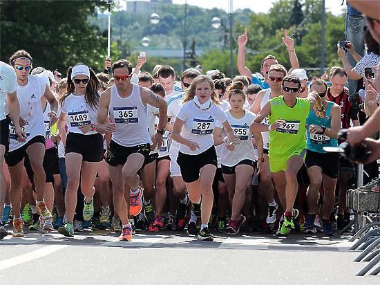 Американка установила рекорд, пробежав 42 километра марафона в 92 года