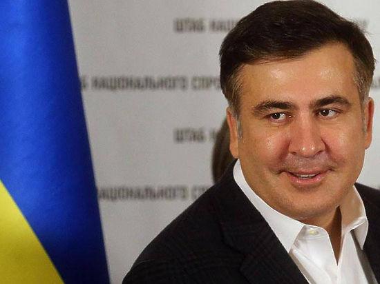 Экс-глава Грузии собирается сыграть новую партию с Путиным
