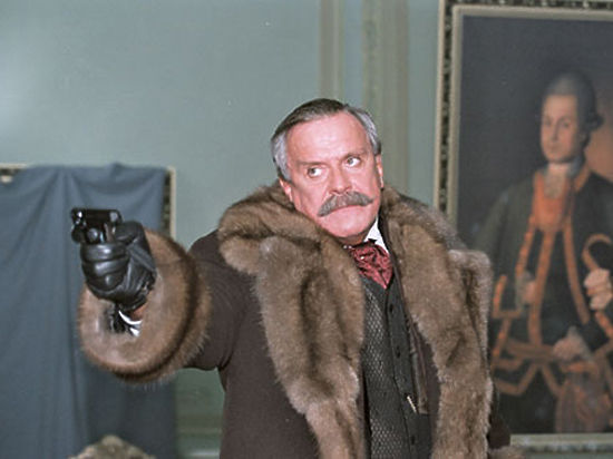 Михалков: порадуйтесь за Федотова, купившего замок за миллион фунтов