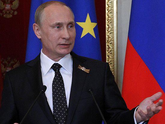 По его словам, отношения РФ и Запада не должны строиться на логике противостояния