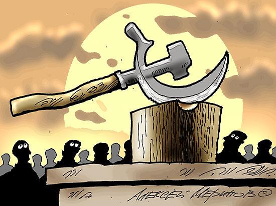 Готовится законопроект, карающий тюремным заключением каждого, кто проведет аналогию между советским и нацистским режимами