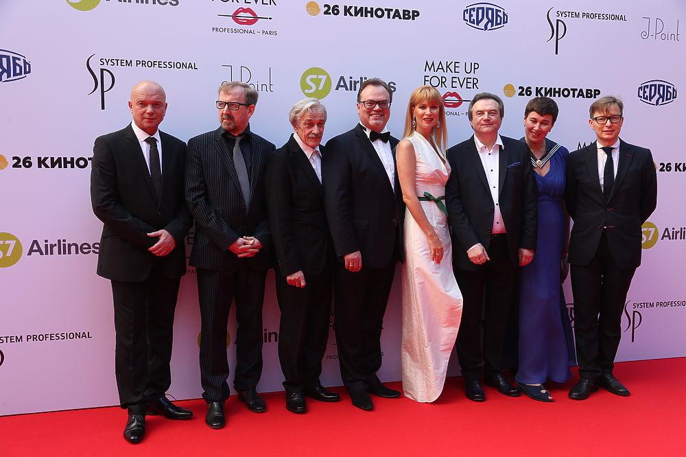 26-й Открытый российский кинофестиваль «Кинотавр» в Сочи