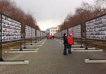 Снимки с челябинской «Стены Памяти» поместили в спецхранилище