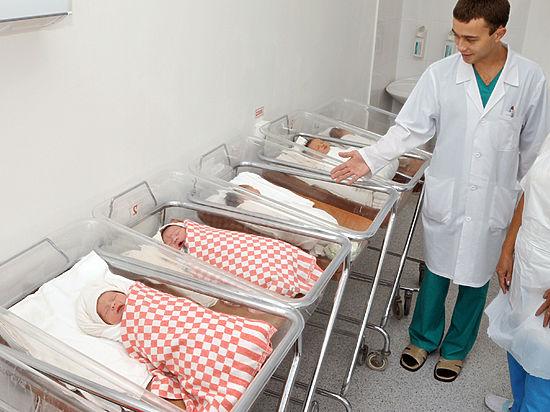 Кубань назвали третьим регионом по уровню рождаемости в России.