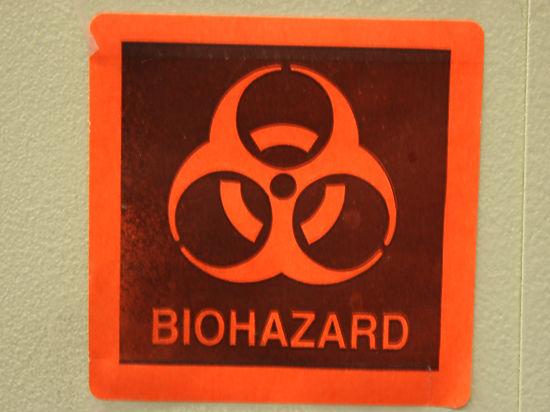 США разместили «бактериологическое оружие» у границ России
