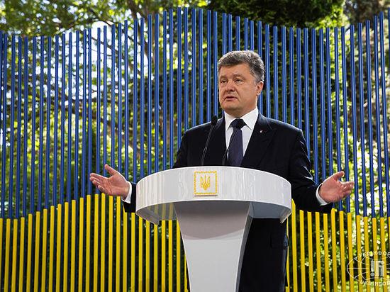 Президентские тезисы Порошенко