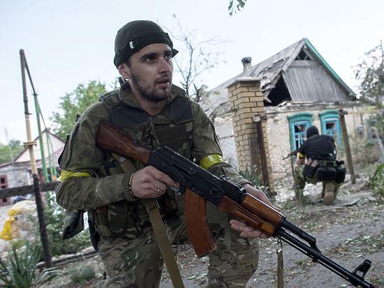 Киев ввел фактическую блокаду ЛНР