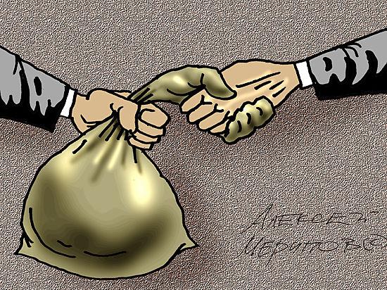 А ЛДПР делает вид, что протестует против «золотых парашютов»