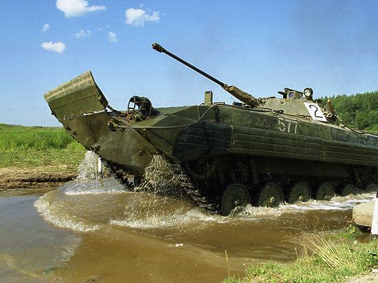 Минобороны грозит ответить Пентагону на размещение танков в Европе