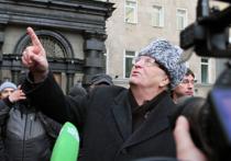 Жириновский намерен стать президентом России в 2018 году