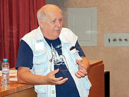 Владимир Липунов рассказал о роботах-телескопах