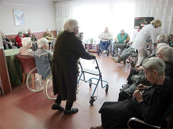Дом для престарелых израиль социальный дом престарелых в москве цена