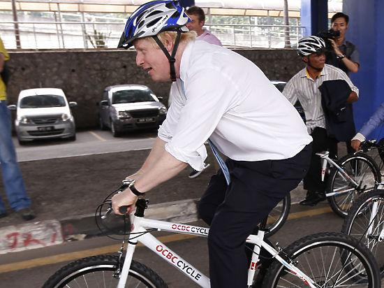 Московские таксисты критикуют мэра Лондона