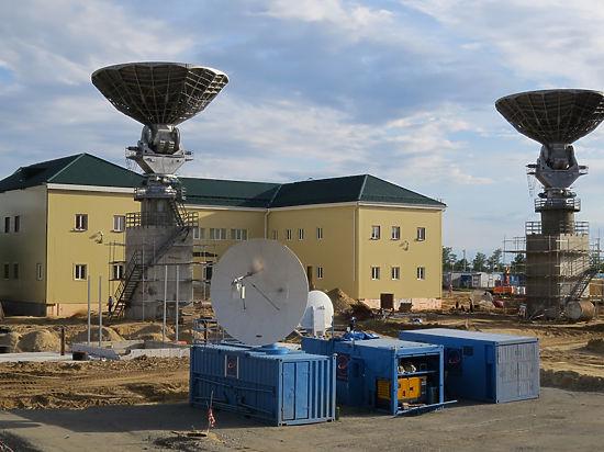 Космодром «Восточный» получил первый сигнал из космоса