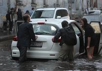 Очередной потоп в Москве: побит рекорд 1933 года