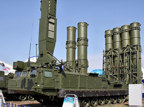 Россия может передать Ирану ракетную систему «Антей-2500»