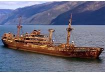 В Бермудском треугольнике на поверхность якобы всплыло судно 1925 года
