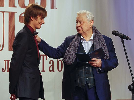Олег Табаков выпустил сына в жизнь