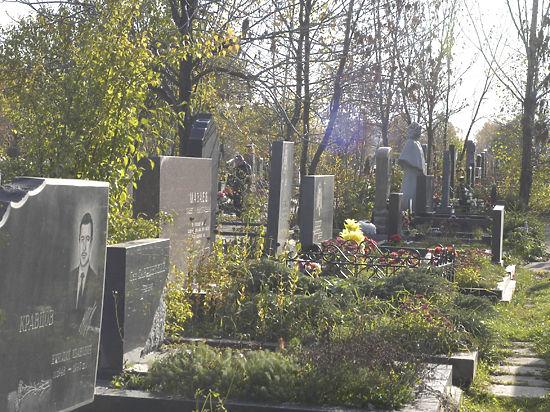 В Москве работник кладбища задержан за наркоторговлю
