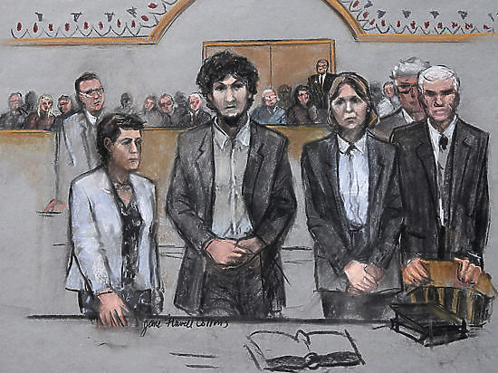 Приговор оглашен: Джохара Царнаева все-таки казнят