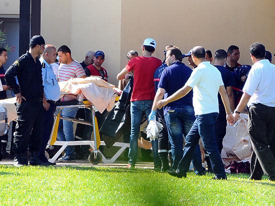 Москвичка, пострадавшая при теракте в Тунисе, помнит только боль в лопатке