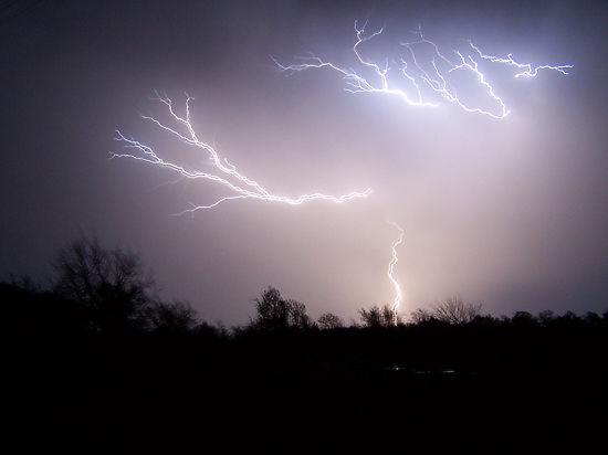 Исследователи из университета Флориды постарались объяснить причины  возникновения различных НЛО в момент грозы