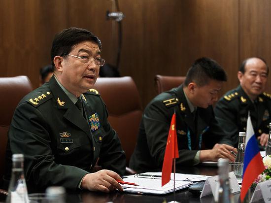 Дружба армий России и Китая укрепляет мир