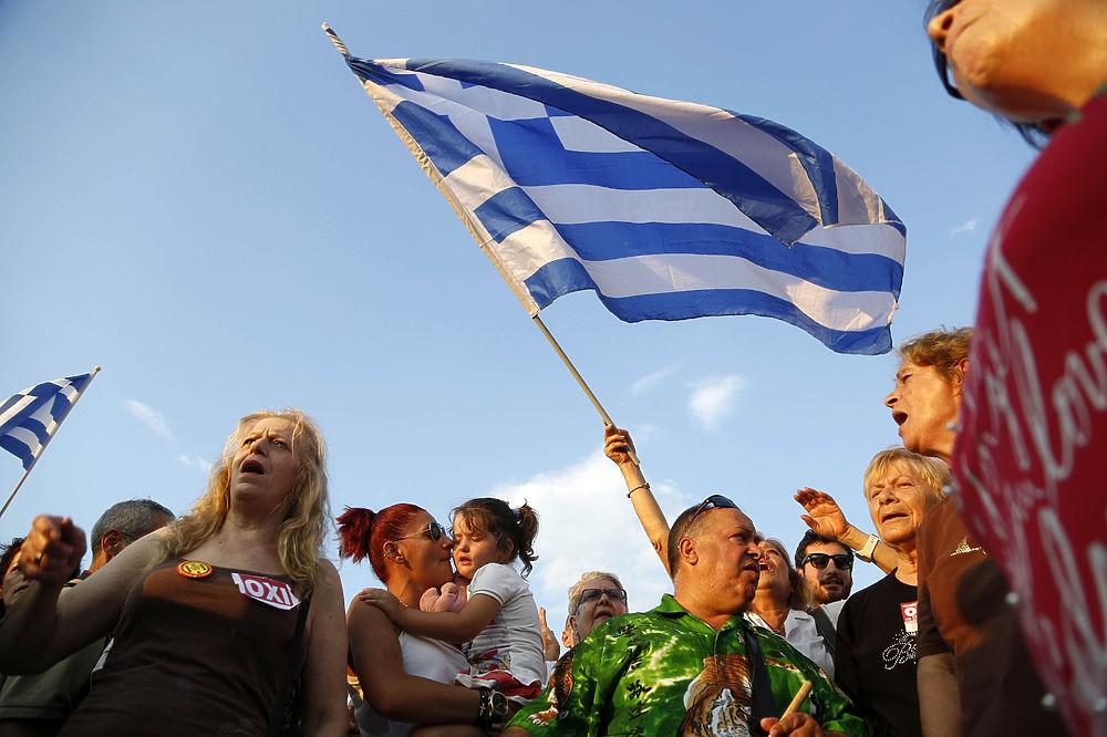 Греция перед дефолтом: уныние, паника и шапкозакидательство