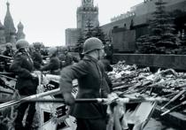 Как готовили Парад Победы 1945 года