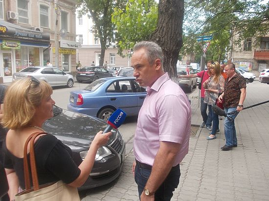 Суд вернул дело Владимира Бессонова в прокуратуру